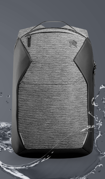 Myth 18L bag is water repellent